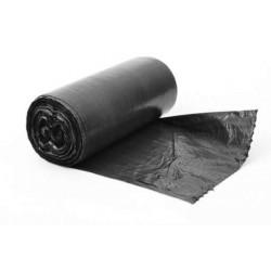 Sacs noirs 750L en rouleau