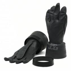 Attache gant pour combinaison jetable