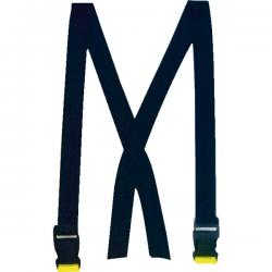 Bretelles élastiques pour pantalon de pluie
