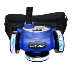 Système ventilé T-Air pour masque complet