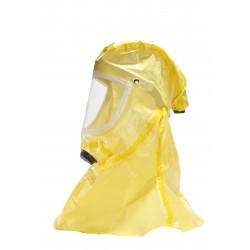 Cagoule T-Air CHEM1 jaune ventilée tissus 3/4/5/6