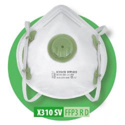 Masque FFP3 RD X310SV