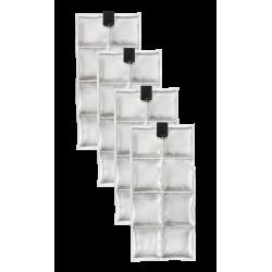 Cool pack 6,5°C pour gilets réfrigérants TUAQ ou SIKU