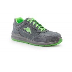 CHAUSSURE A-LOOK low green S1P