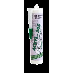 Cartouche mastic acryllique blanc ACRYL-325 300ML