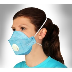 Masque pliable FFP2 p267V