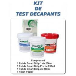 Kit de test décapant